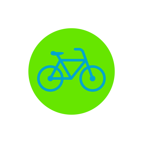 Mounts to Almost Any Adult Bicycle