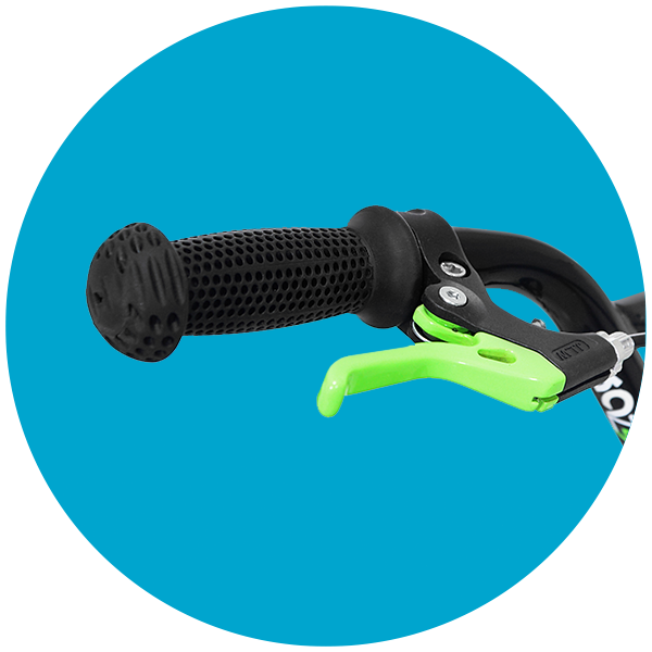 Soft Rubber Grips