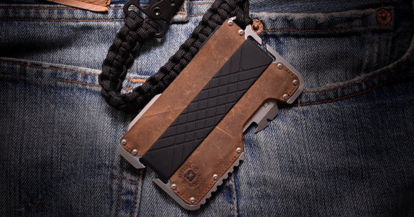 DANGO - T01 Tactical Wallet - FEVERGUY
