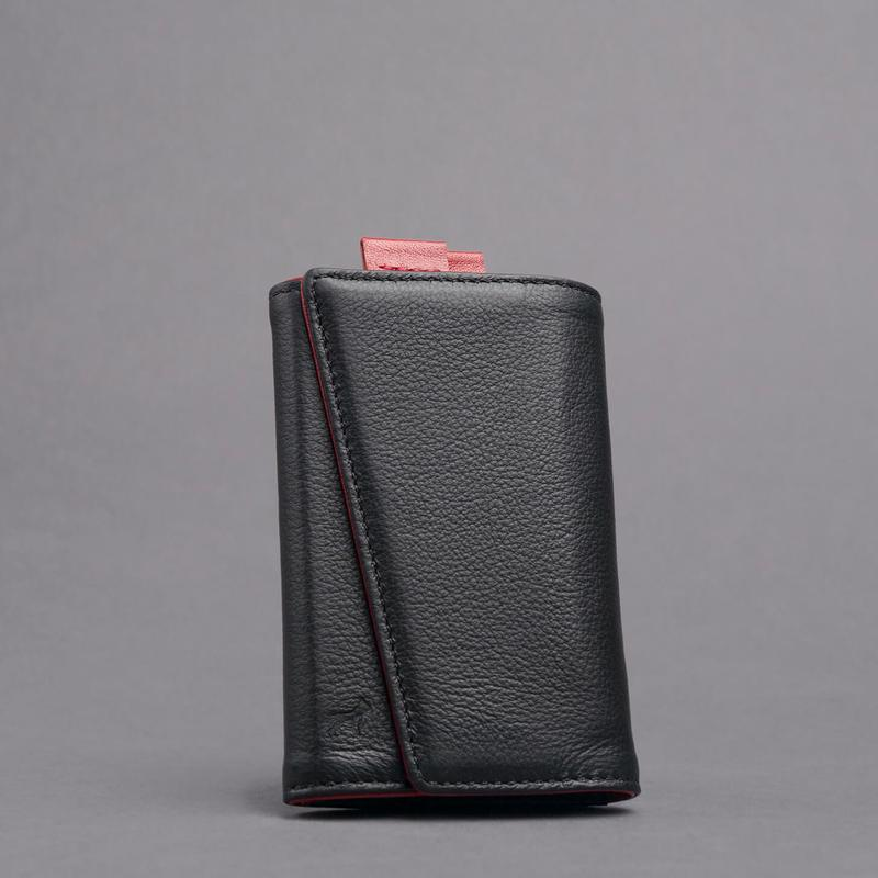 The Frenchie Co - Speed Wallet Limited Edition | Rouge Noir