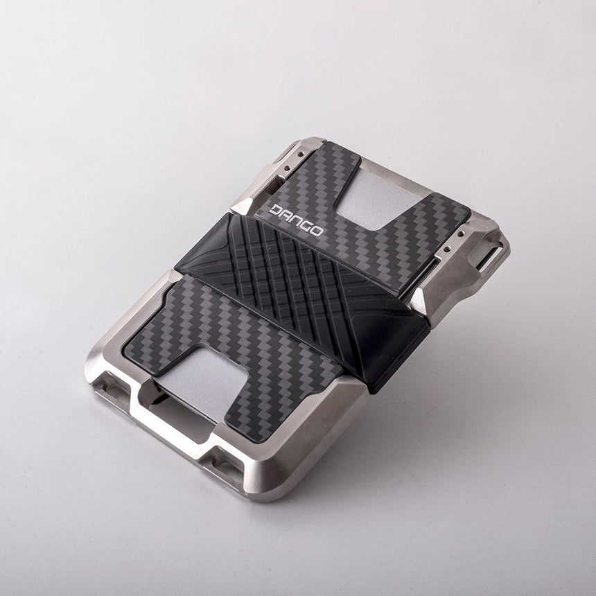 DANGO - M Series Blackplate | Carbon Fiber