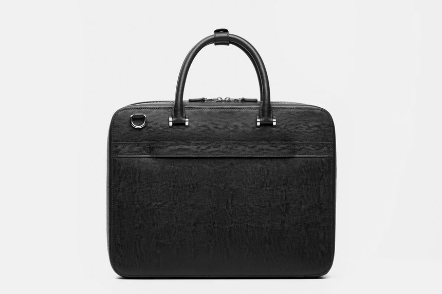 Faire Leather Co. - Bond Collection Slim Briefcase - FEVERGUY