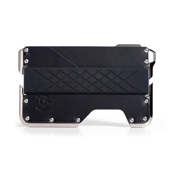 Dango - D02 Dapper Wallet - Jet Black