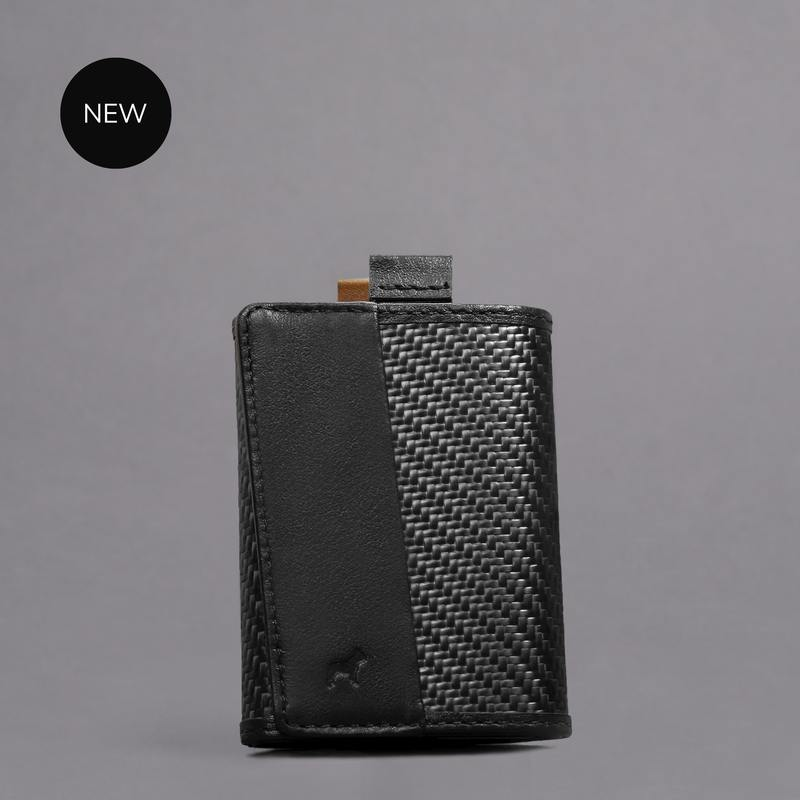 The Frenchie Co - Speed Wallet Mini | Carbon