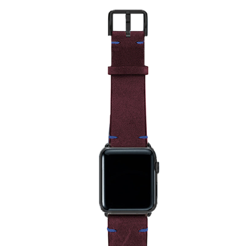 Meridio - Apple Watch Band - Vintage - Colonial Red - FEVERGUY