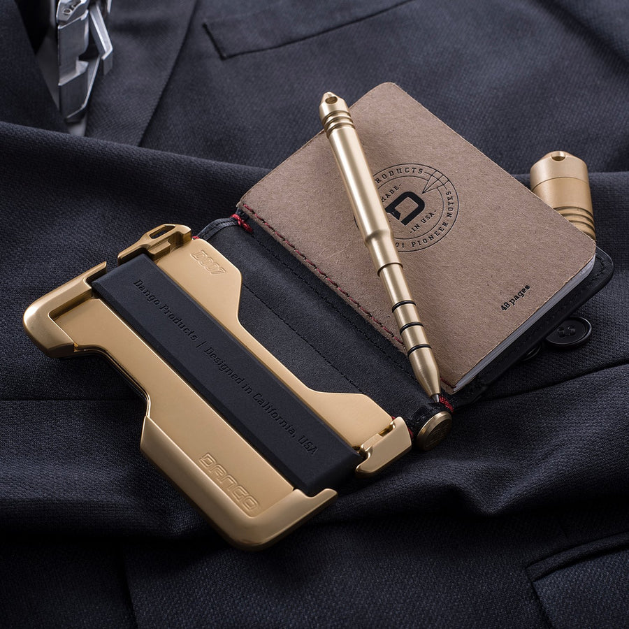 DANGO - D007 GOLDFINGER - LIMITED EDITION - PEN WALLET