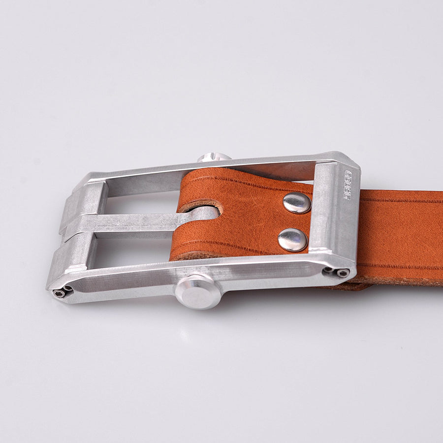 Dango - Leather Belts - Whiskey Brown Leather