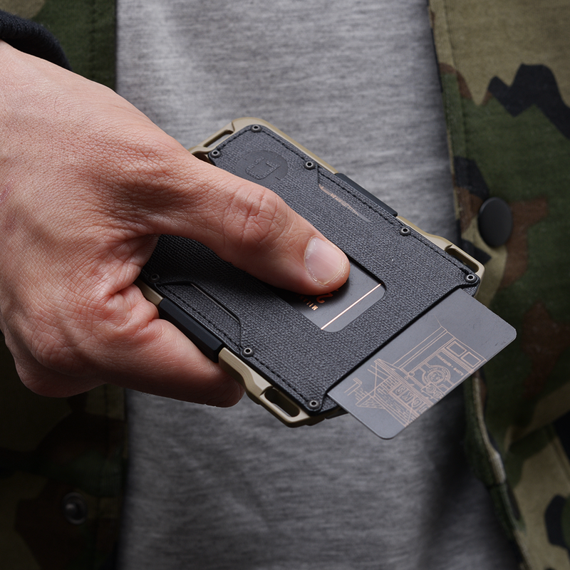 DANGO - M1 MAVERICK WALLET - SINGLE POCKET - SPEC-OPS - FEVERGUY