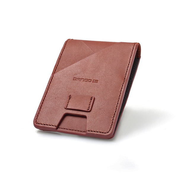 M1 MAVERICK 4 POCKET BIFOLD LEATHER - BROWN