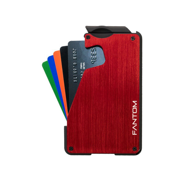 FANTOM WALLET - Red