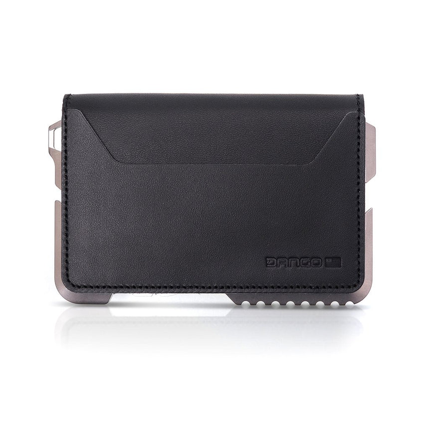 DANGO - T02 Tactical Wallet | Bifold Titanium