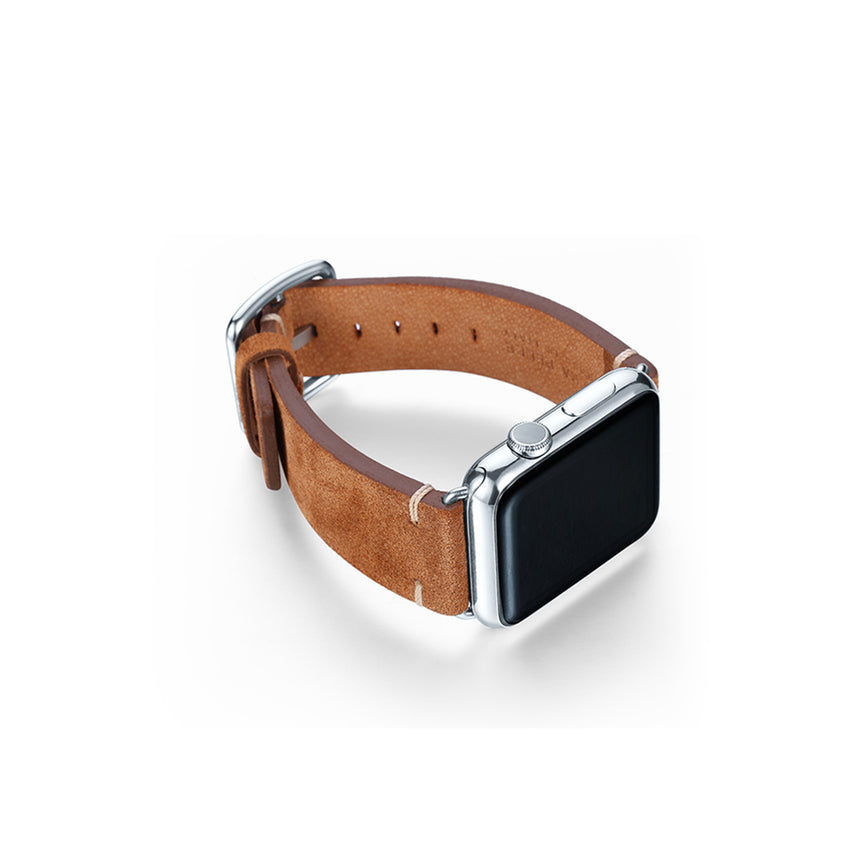 Meridio - Apple Watch Band - Suede - Reindeer - FEVERGUY