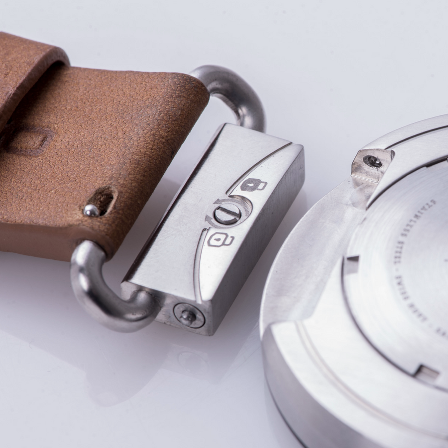 Dango - TK-01 - TREK WATCH WITH HORWEEN LEATHER STRAPS