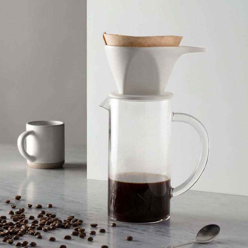 W&P DESIGN - THE POUR OVER DRIPPER - FEVERGUY