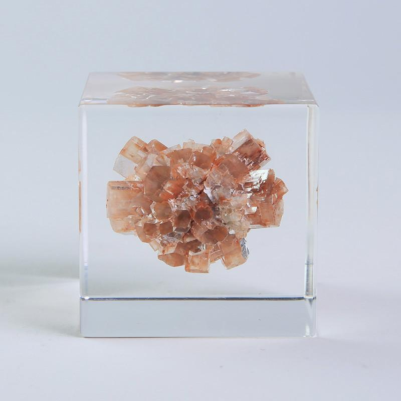 SOLA CUBE - ARAGONITE - FEVERGUY