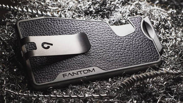 FANTOM WALLET - MONEY CLIP - FEVERGUY