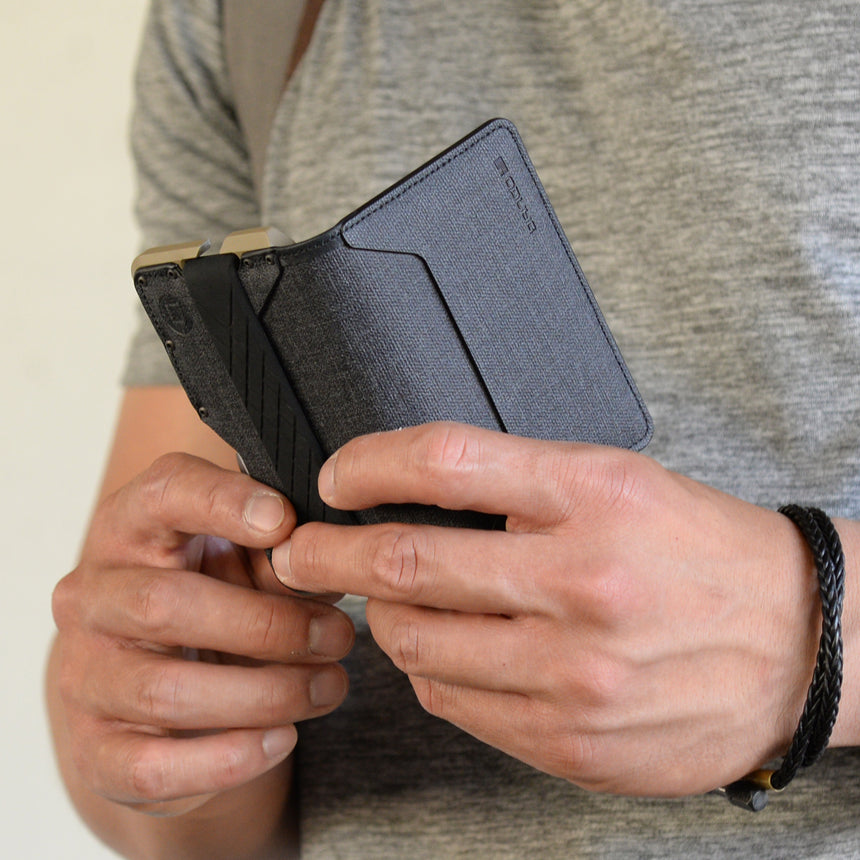 DANGO - T01 Tactical Wallet - SPEC-OPS BIFOLD - FEVERGUY