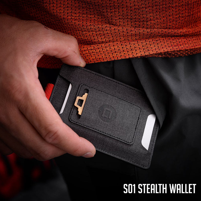 DANGO - S1 STEALTH WALLET - FEVERGUY