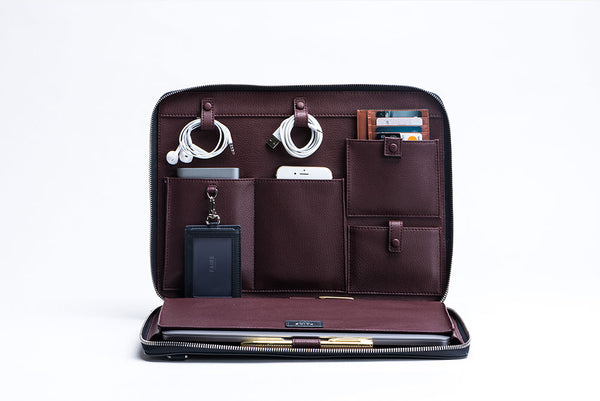 FAIRE - Bond Everyday Padfolio - CG Leather