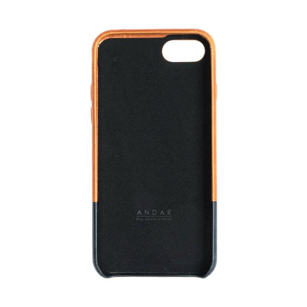 ANDAR - The Marshal iPhone Case Tan/Black - FEVERGUY