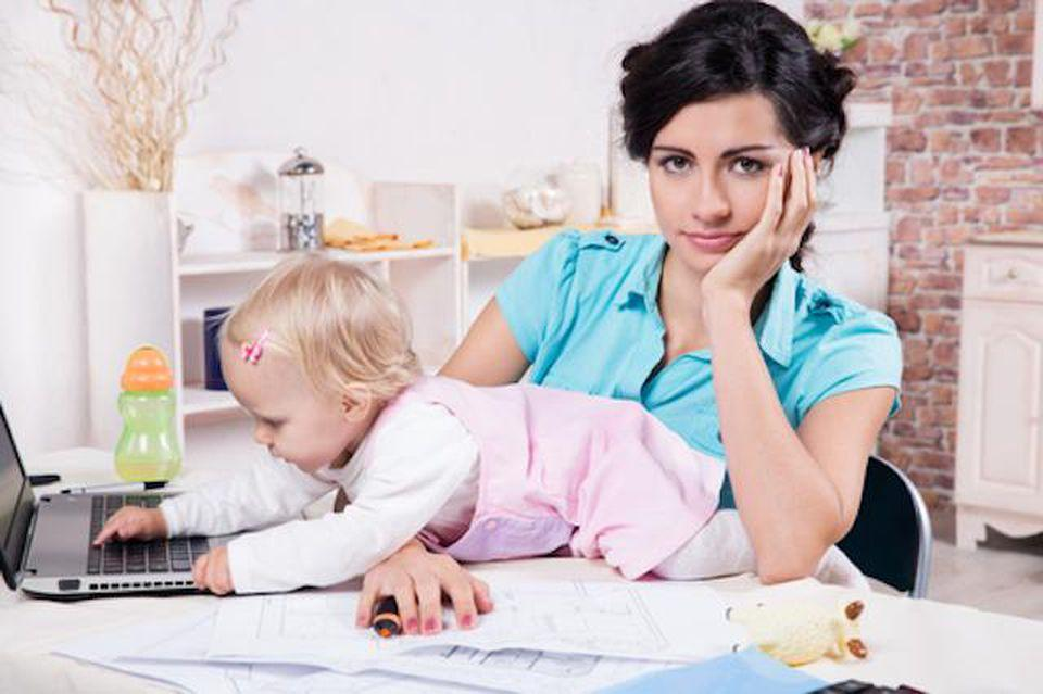Tips for the Work from Home Mom