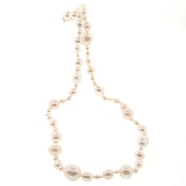 White 'Tears from the Moon' Necklace