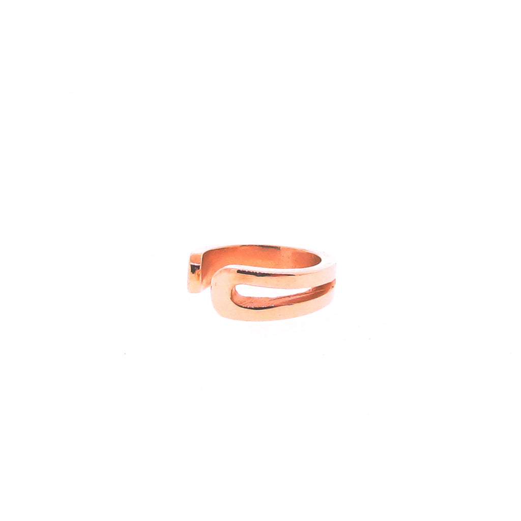 Rose Gold Travelling Ear Cuff
