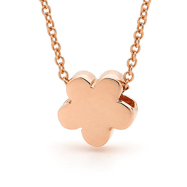 Rose Gold 'Baby Blossom' Pendant