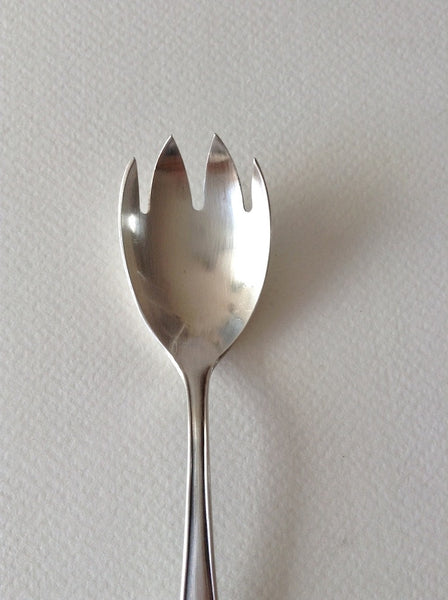 .SPORK (spoon and fork)