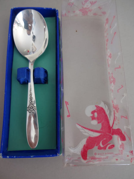 .Baby spoon in original box