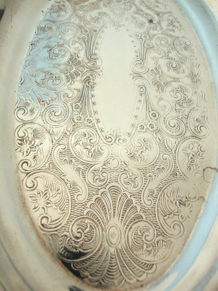 Serving tray (oval)