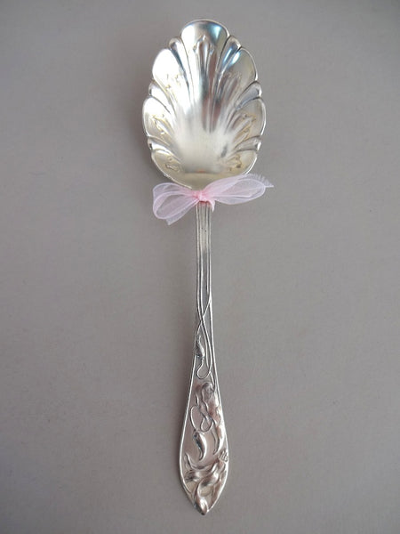 Serving spoon (beautiful design!)