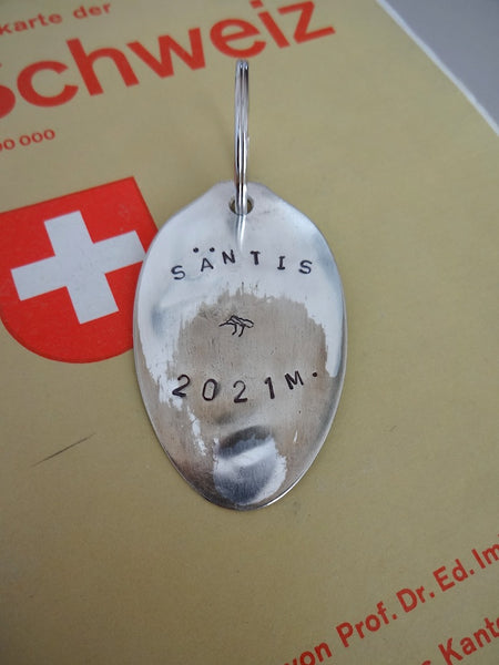 Säntis key ring