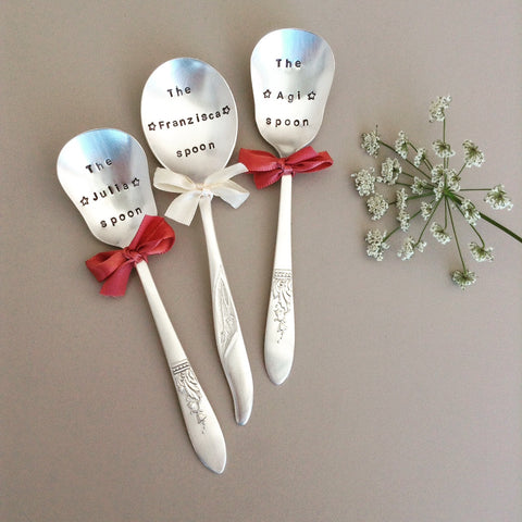 Ice cream spoons - set of 2