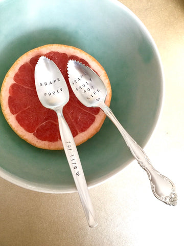 Grapefruit spoon