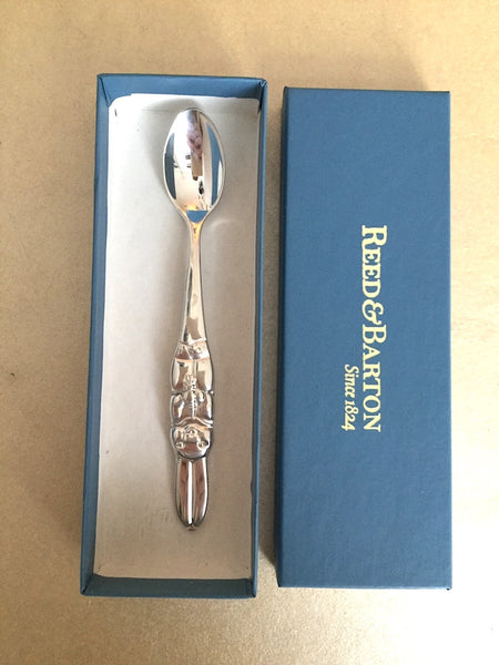 .Baby BUNNY spoon in original box