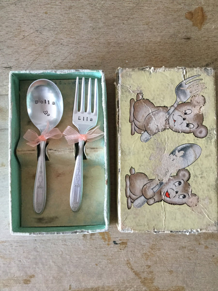 .Baby set in original box