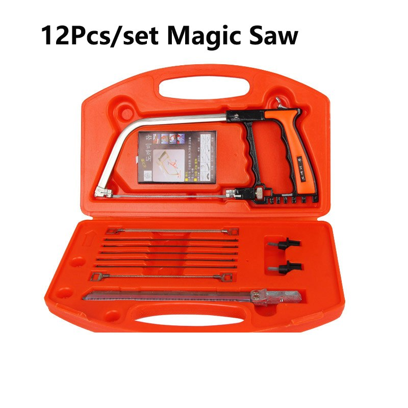 MULTI FUNCTIONAL UNIVERSAL HAND SAW(12 PCS/1 SET)