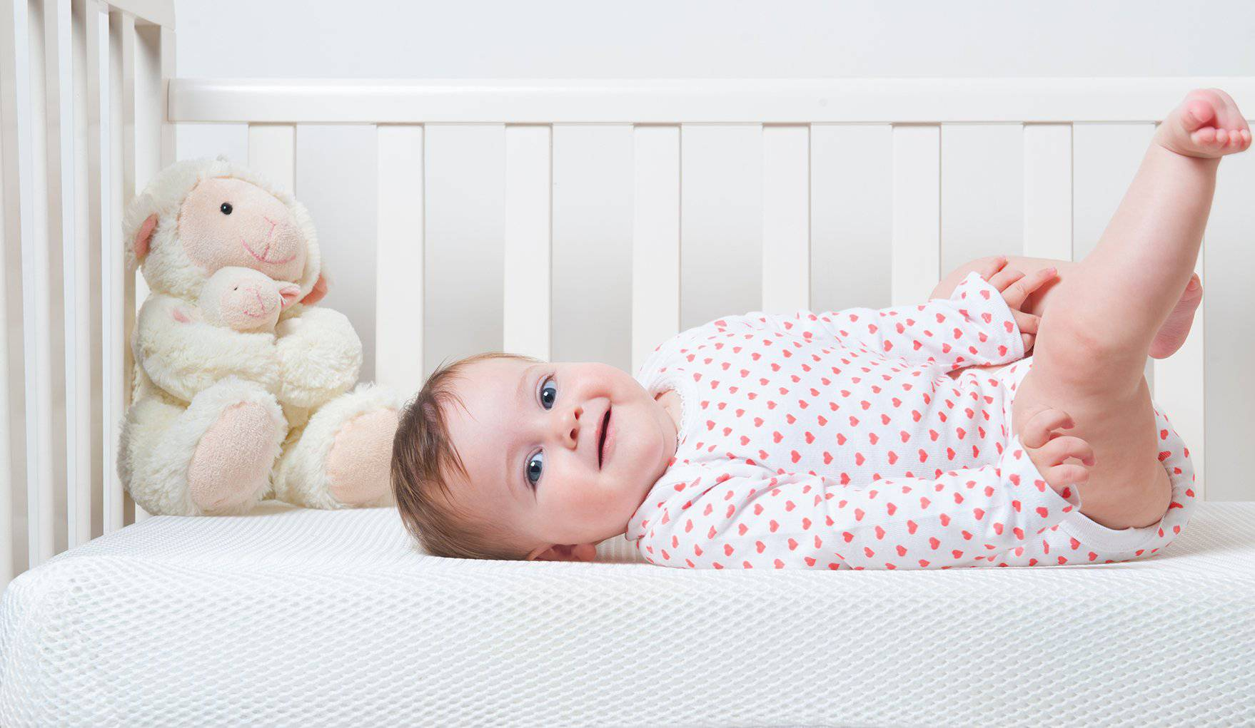 5 Reasons Your Baby Needs a breathable Mattress
