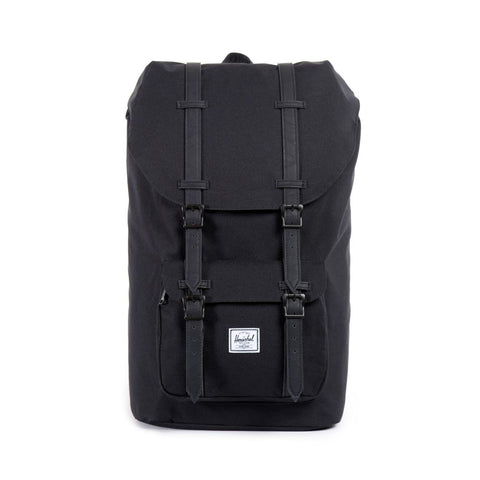 LITTLE AMERICA BACKPACK BLACK PALM