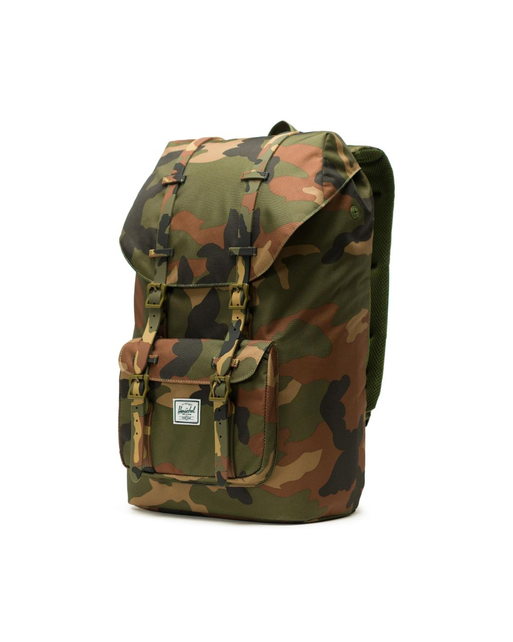 LITTLE AMERICA BACKPACK WOODLAND CAMO