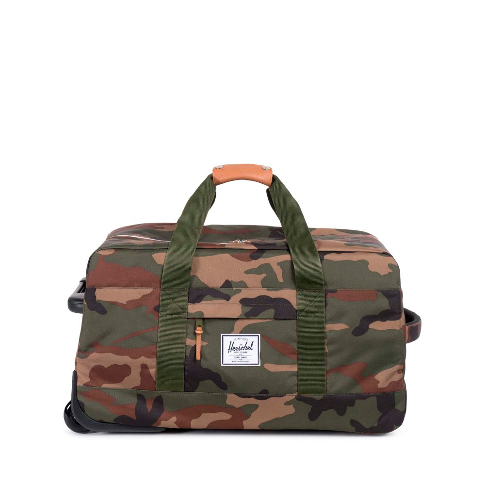 OUTFITTER LUGGAGE WHEELIE CAMO