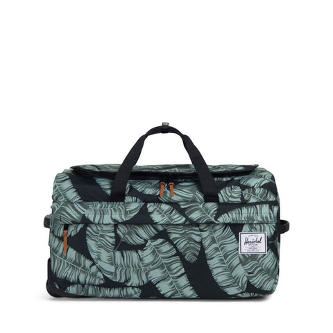 OUTFITTER LUGGAGE WHEELIE BLACK