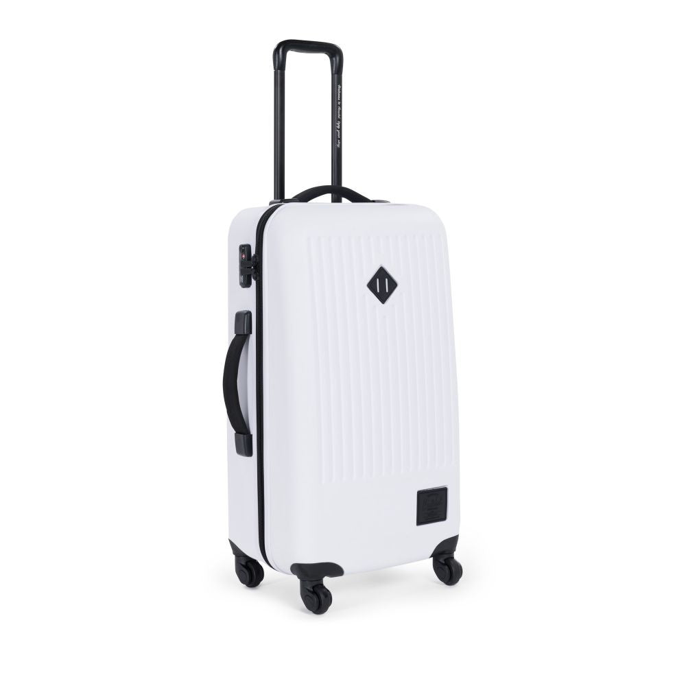 Trade Luggage Medium White