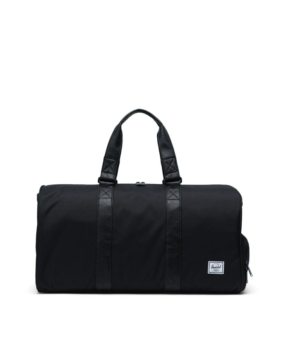 NOVEL DUFFLE MID-VOLUME BLACK ON BLACK