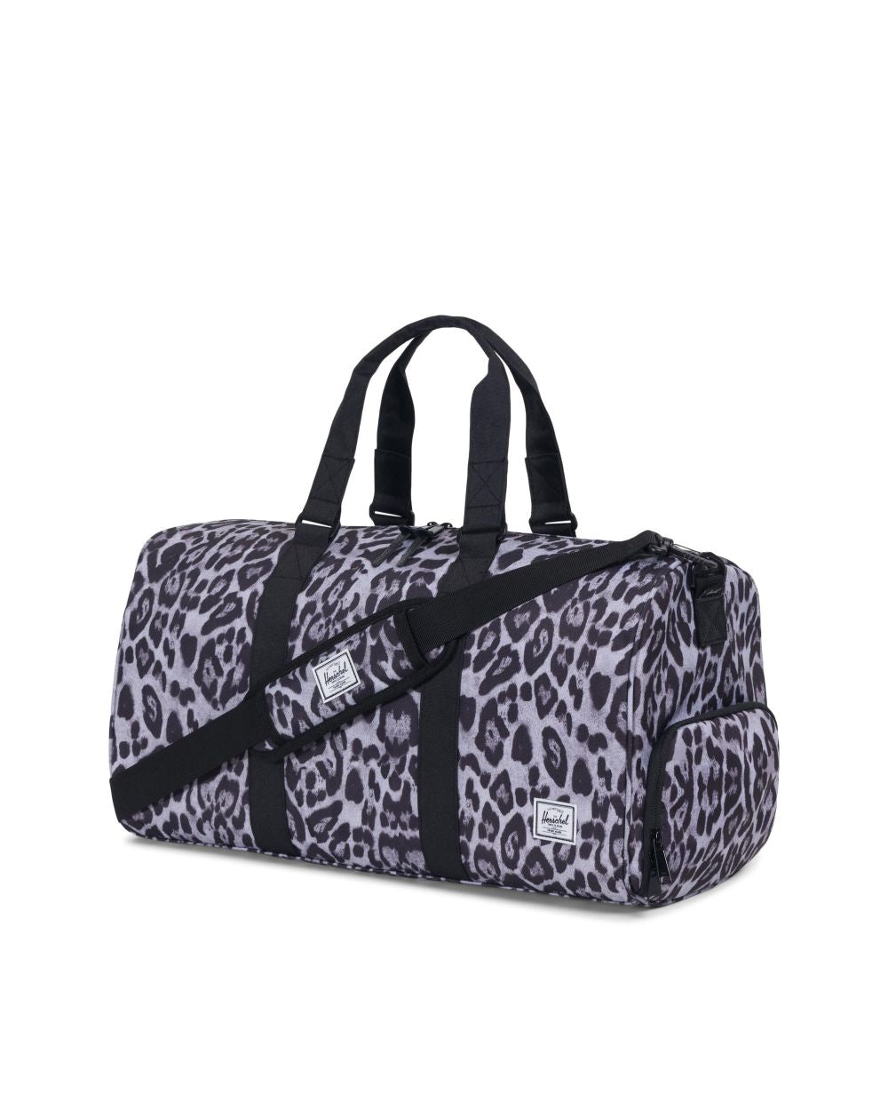 NOVEL DUFFLE MID-VOLUME LEOPARD