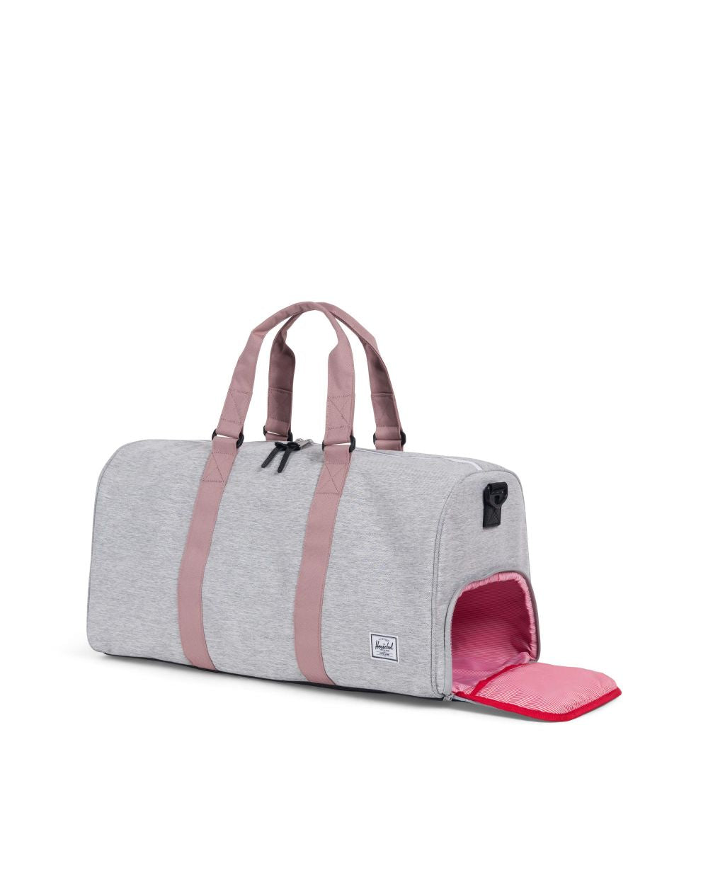 NOVEL DUFFLE MID-VOLUME GREY - ASH ROSE