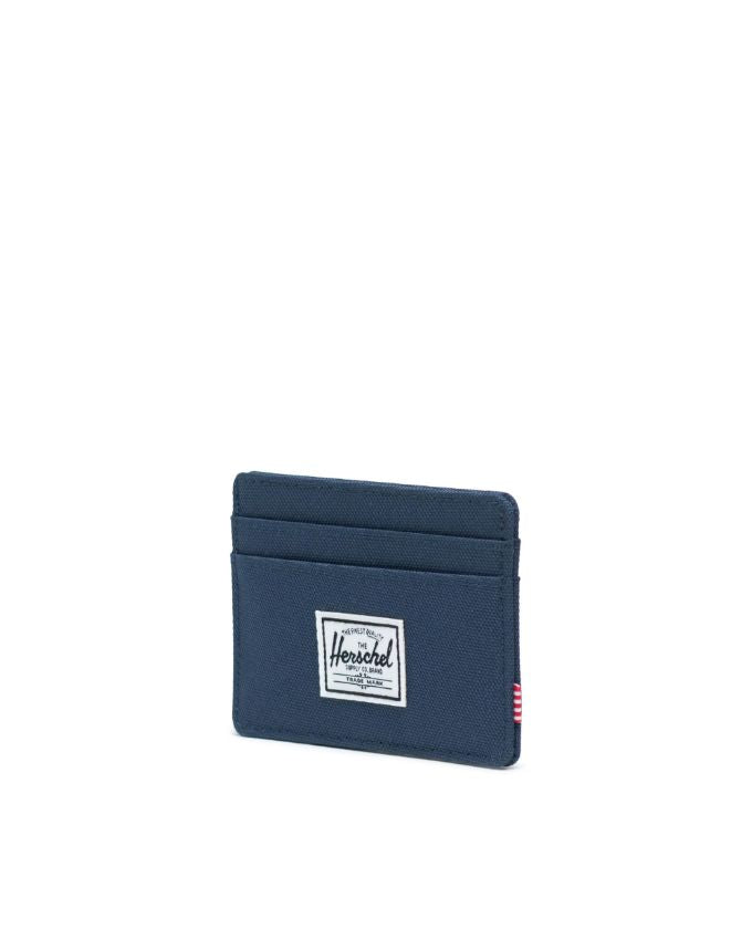 Charlie Wallet Blue Navy