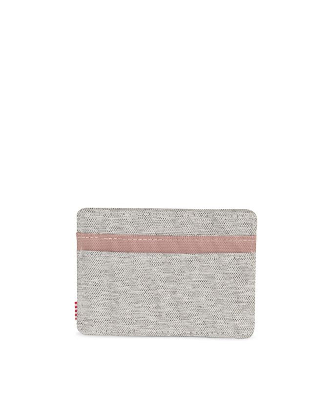 Charlie Wallet Light Grey Ash Rose