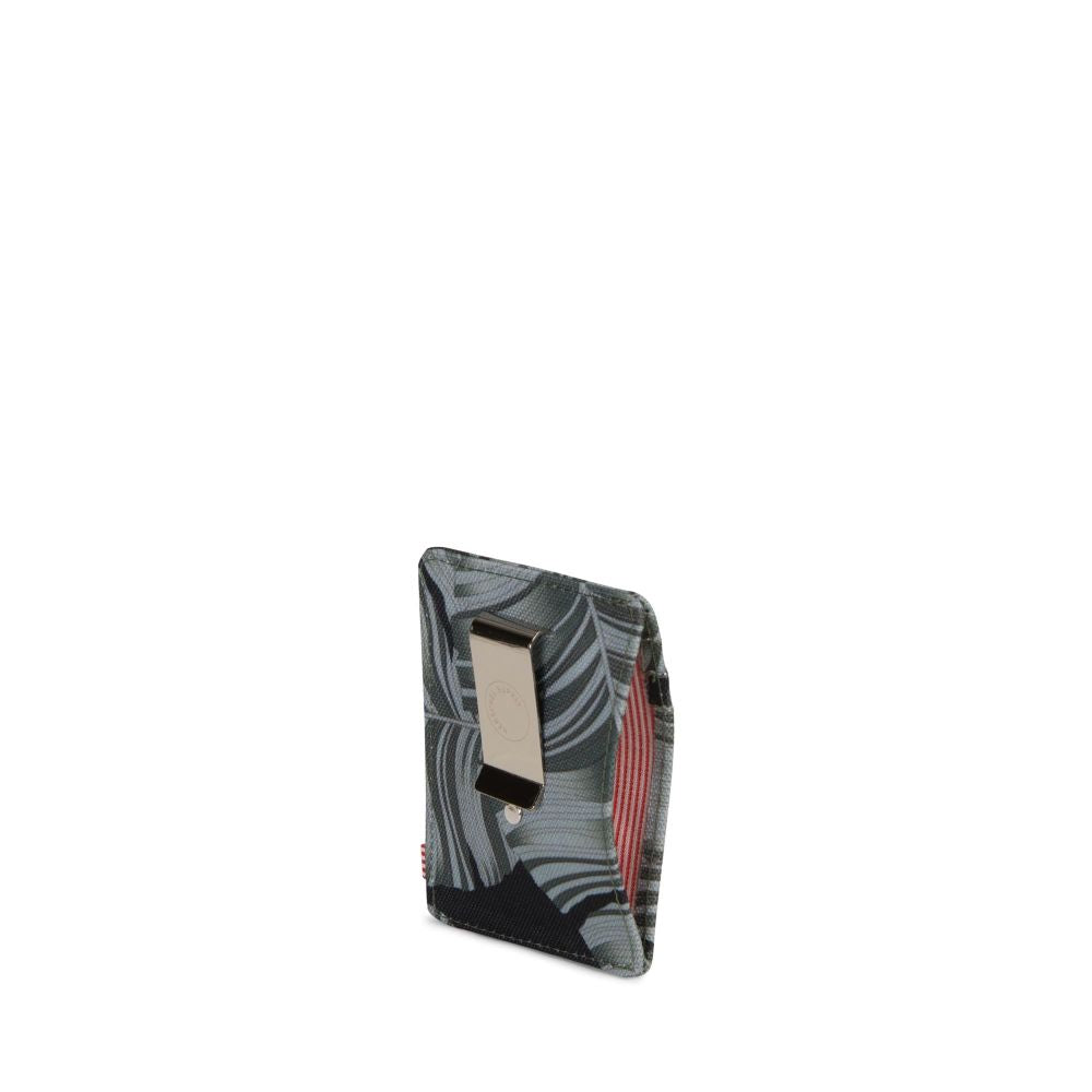 RAVEN WALLET BLACK PALM